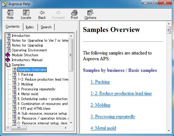 Read Samples Overview
